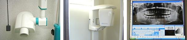 デジタルレントゲン撮影機器